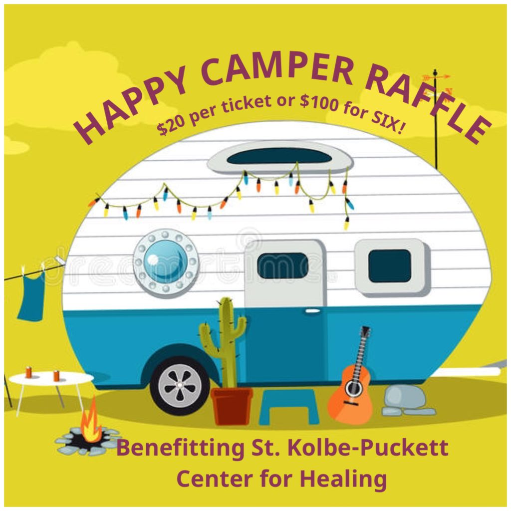 Happy Camper Raffle